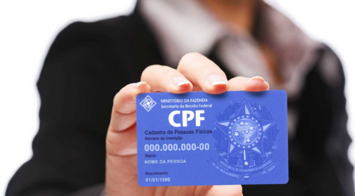 Consultar CPF pelo celular