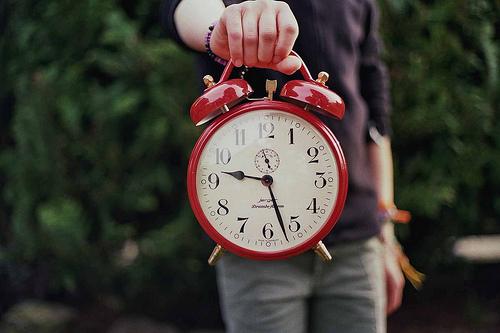 Organizar o tempo