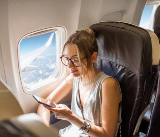 Promoção de passagens aéreas - TAM