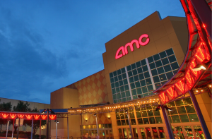 Cinema da rede AMC, em Houston, Texas