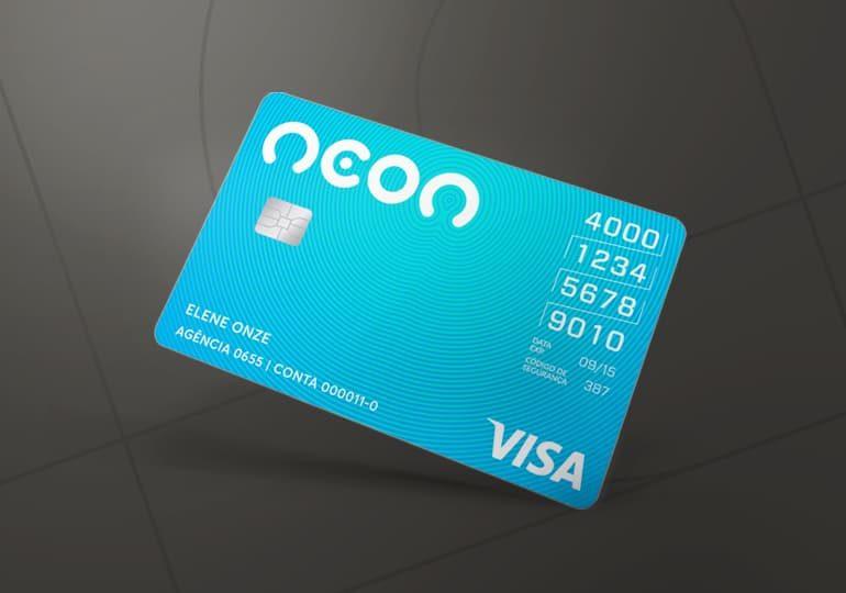Como solicitar cartão Neon sem anuidade