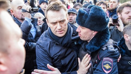 Alexei Navalny: A constant thorn in the Kremlin's side