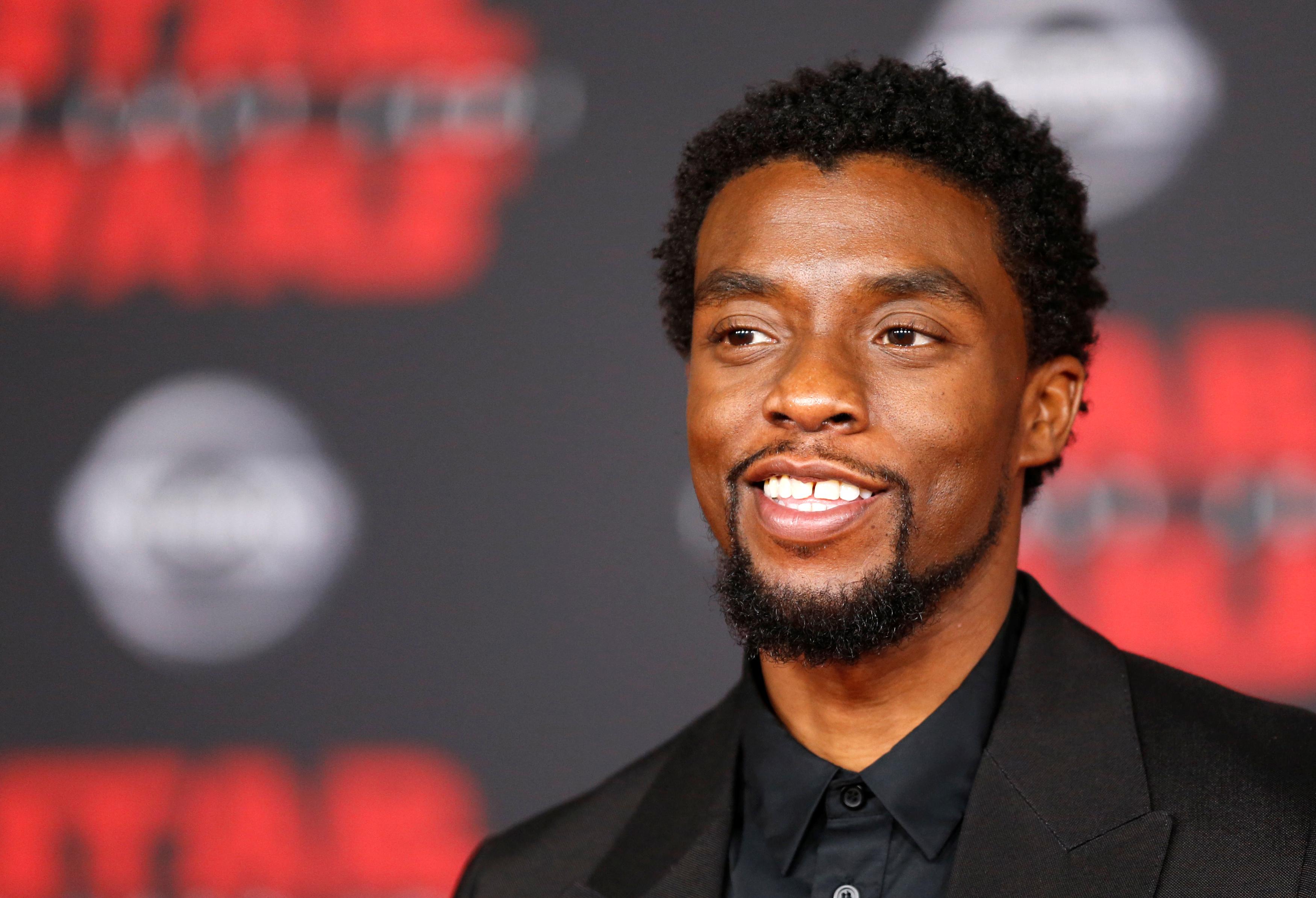 Chadwick Boseman: artistas lamentam morte do ator de 'Pantera Negra' | CNN Brasil