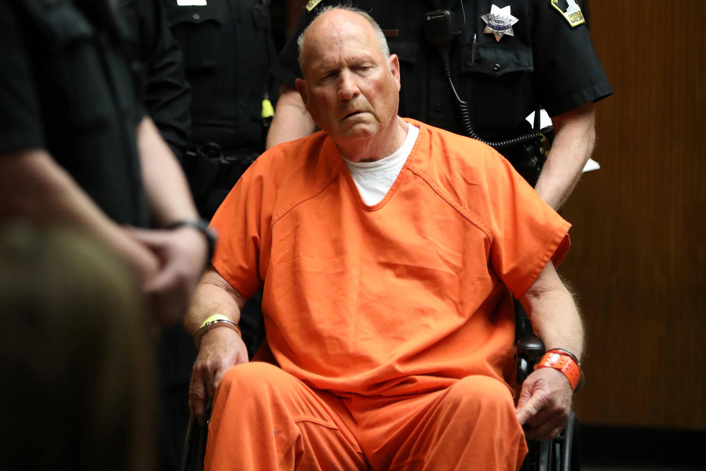 Em fuga por 40 anos, 'assassino de Golden State' deixou rastro de ...