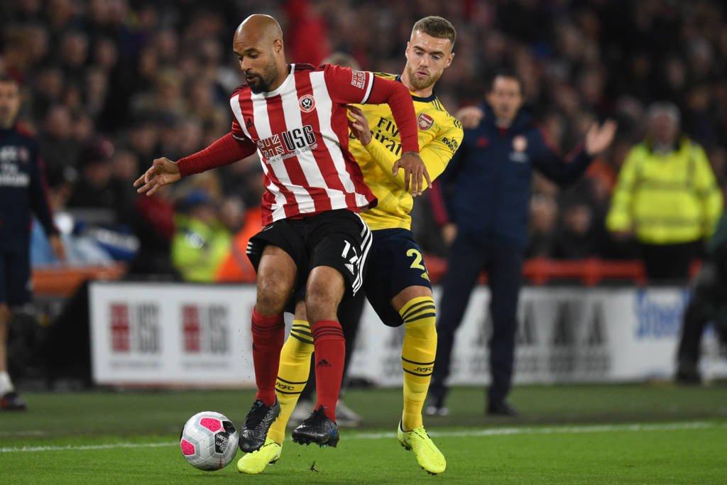 Veja fotos de Sheffield United x Arsenal pelo Campeonato Inglês ...