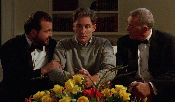 Dave Kevin Dunn e Frank Langella vendem Kevin Kline em seu esquema