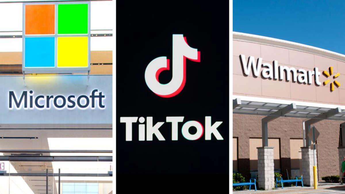 Walmart se une à Microsoft pela compra do TikTok