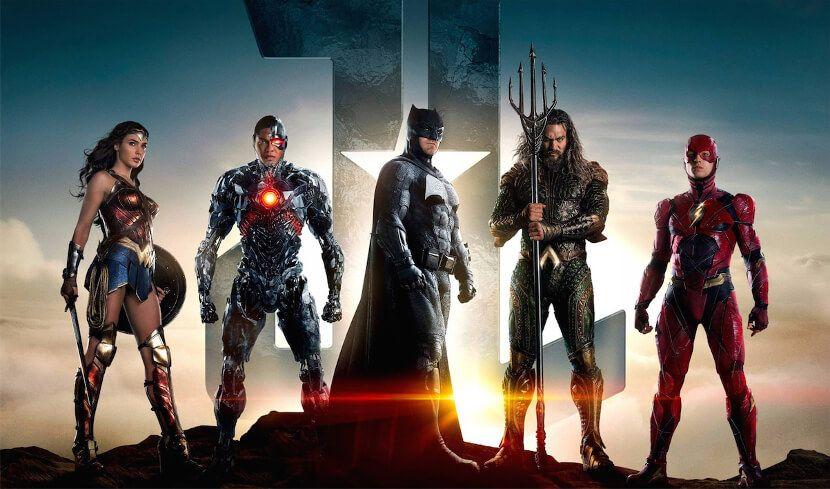 Agora vai: confira o novo trailer da Liga da Justiça - Meio Bit
