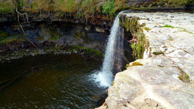 Sgwd Gwladys / Lady Falls - Pontneddfechan - Wales - Landscape ...