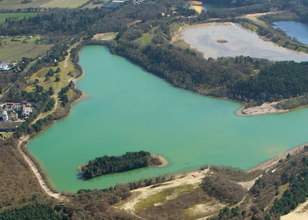 Bawsey Pits - a beauty spot where danger lurks   Eastern Daily Press