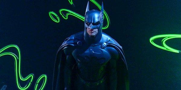 Val Kilmer como Bruce Wayne / Batman em Batman Forever (1995)