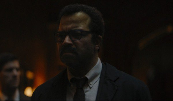 O Batman Jeffrey Wright como Gordon