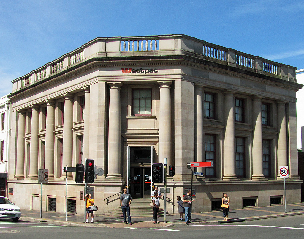 Westpac Parramatta Branch | One of the few bank branches tha… | Flickr
