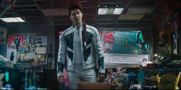 Lewis Tan como Shatterstar em Deadpool 2