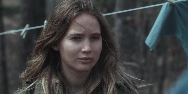 Jennifer Lawrence em Winter's Bone
