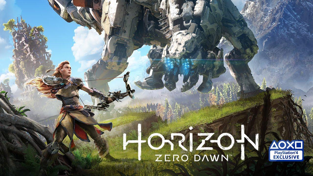 Bringing Horizon Zero Dawn to life - O Collective