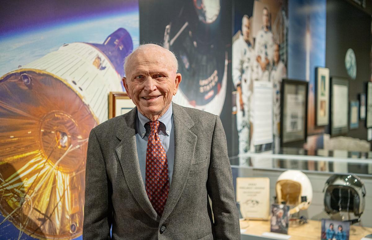 Frank Borman exhibit featured in Oshkosh | Travel | leadertelegram.com