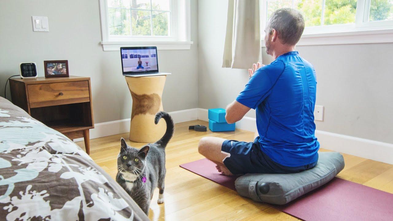 9 dicas para sua prática doméstica - Ioga em casa - YouTube