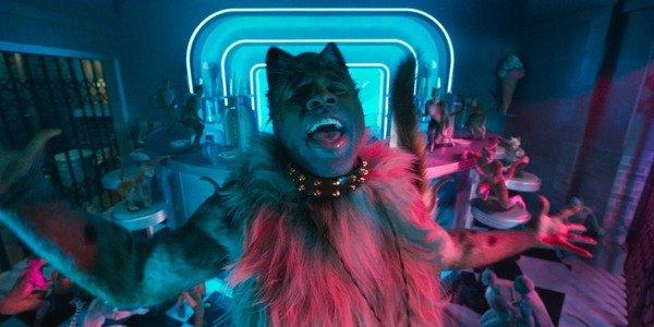 Jason Derulo como Rum Tug Tugger em Cats