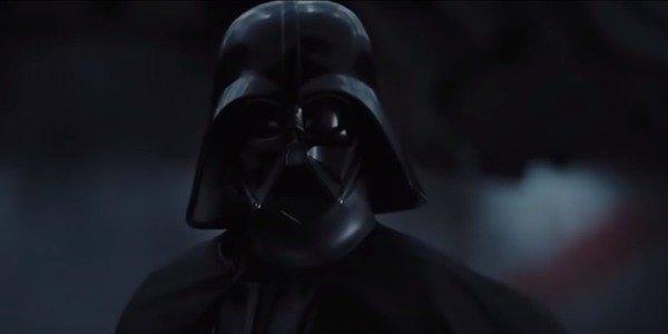 Darth Vader Rogue One: uma história de Star Wars