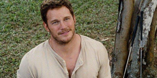 Chris Pratt em Jurassic World Dominion 2022