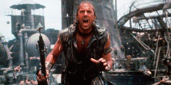Kevin Costner em Waterworld