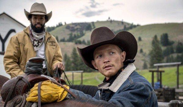 Yellowstone Colby Denim Richards Jimmy Jeffrey White Paramount Network