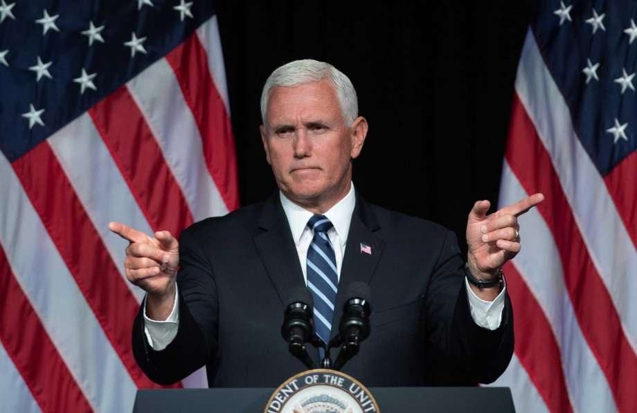 Vice President Pence will visit NASA's Johnson Space Center in ...