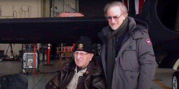 Steven e Arnold Spielberg