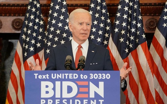 Joe Biden será oficializado como candidato à presidência dos EUA ...