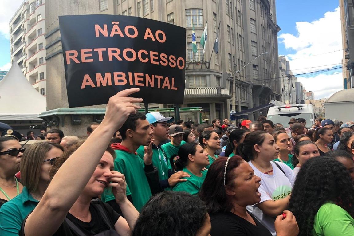 Ricardo Salles desiste de cerimônia pública em Curitiba após ...
