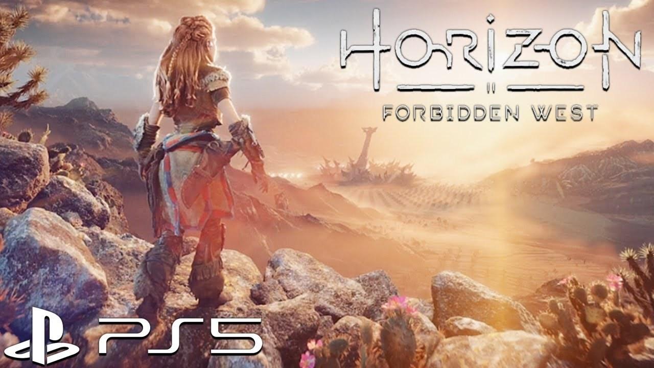 Guerrilla Games revela onde Horizon 2: Forbidden West vai ...