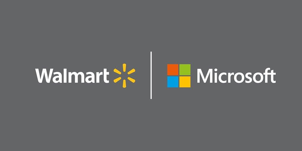 Microsoft e Walmart anunciam parceria para ganhar mercado à Amazon    MaisTecnologia