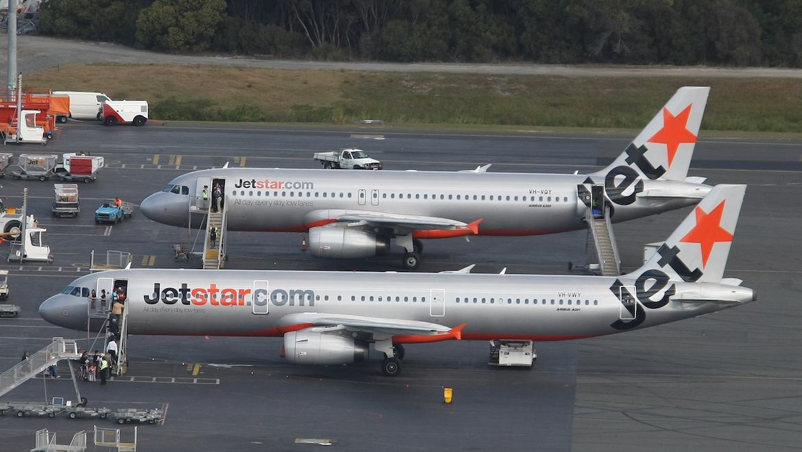 From the archives: In the family: Jetstar and the Airbus A321