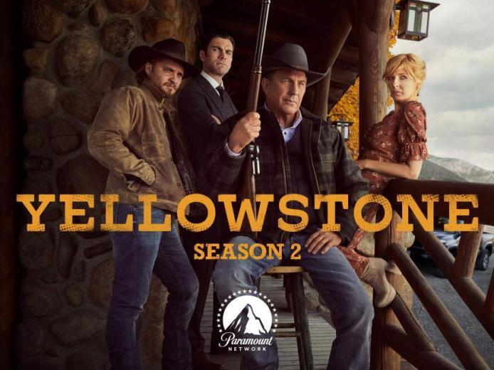 Temporada 2 de Yellowstone estreia hoje em Portugal