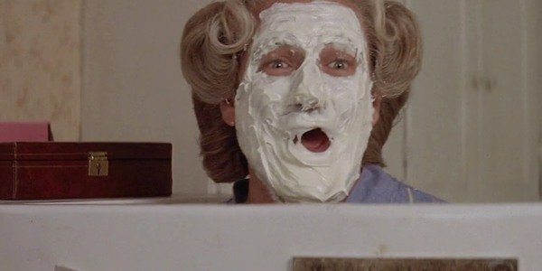 Robin Williams em Mrs. Doubtfire