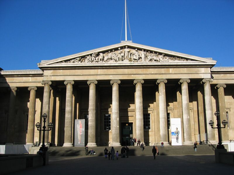 Top 10 Most Famous Art Museums In The World | British museum ...