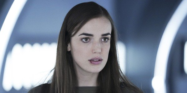 Marvels Agents of Shield Series finale elizabeth henstridge jemma simmons abc