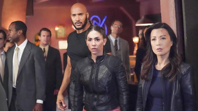 Marvel - Agents of S.H.I.E.L.D. | 7x12-13 - The End is at Hand ...