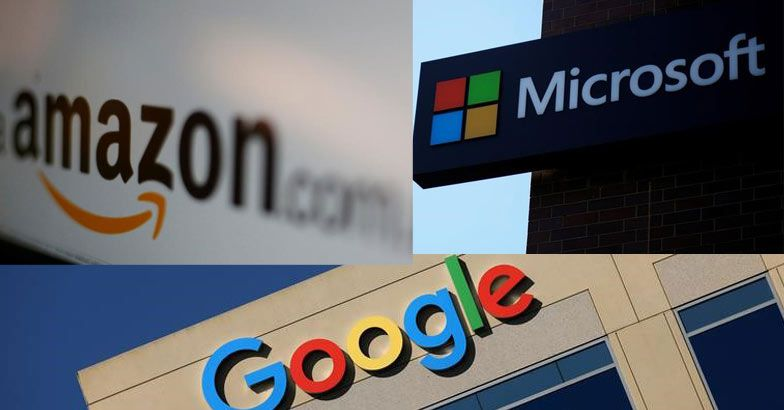 How Google, Amazon & Microsoft Are Making ML Accessible For SMEs