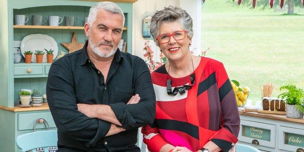 Foto promocional do The Great British Baking Show
