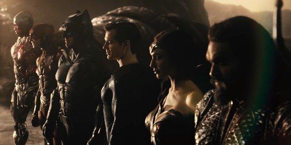 A Liga da Justiça unida para o trailer de Snyder Cut