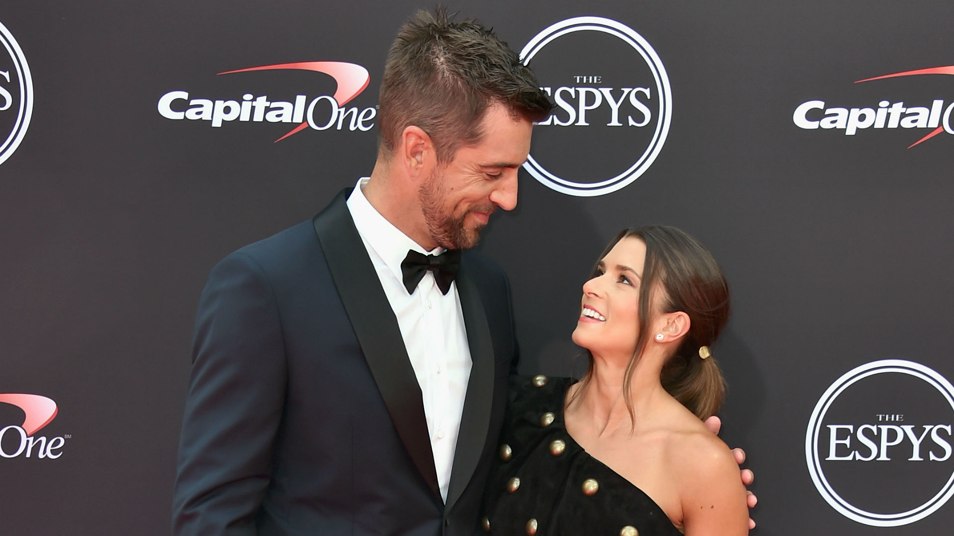 Aaron Rodgers and Danica Patrick: A look back at their ...