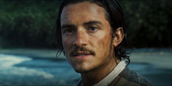 Piratas Orlando Bloom do Caribe