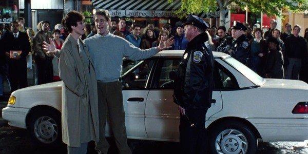 Sigourney Weaver e Kevin Kline em Dave