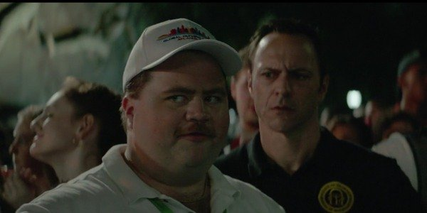Paul Walter Hauser como Richard Jewell