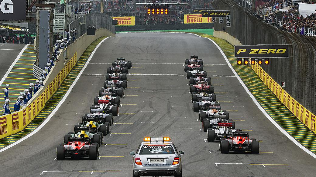 Fórmula 1 confirma Grande Prêmio em Interlagos até 2020 | VEJA