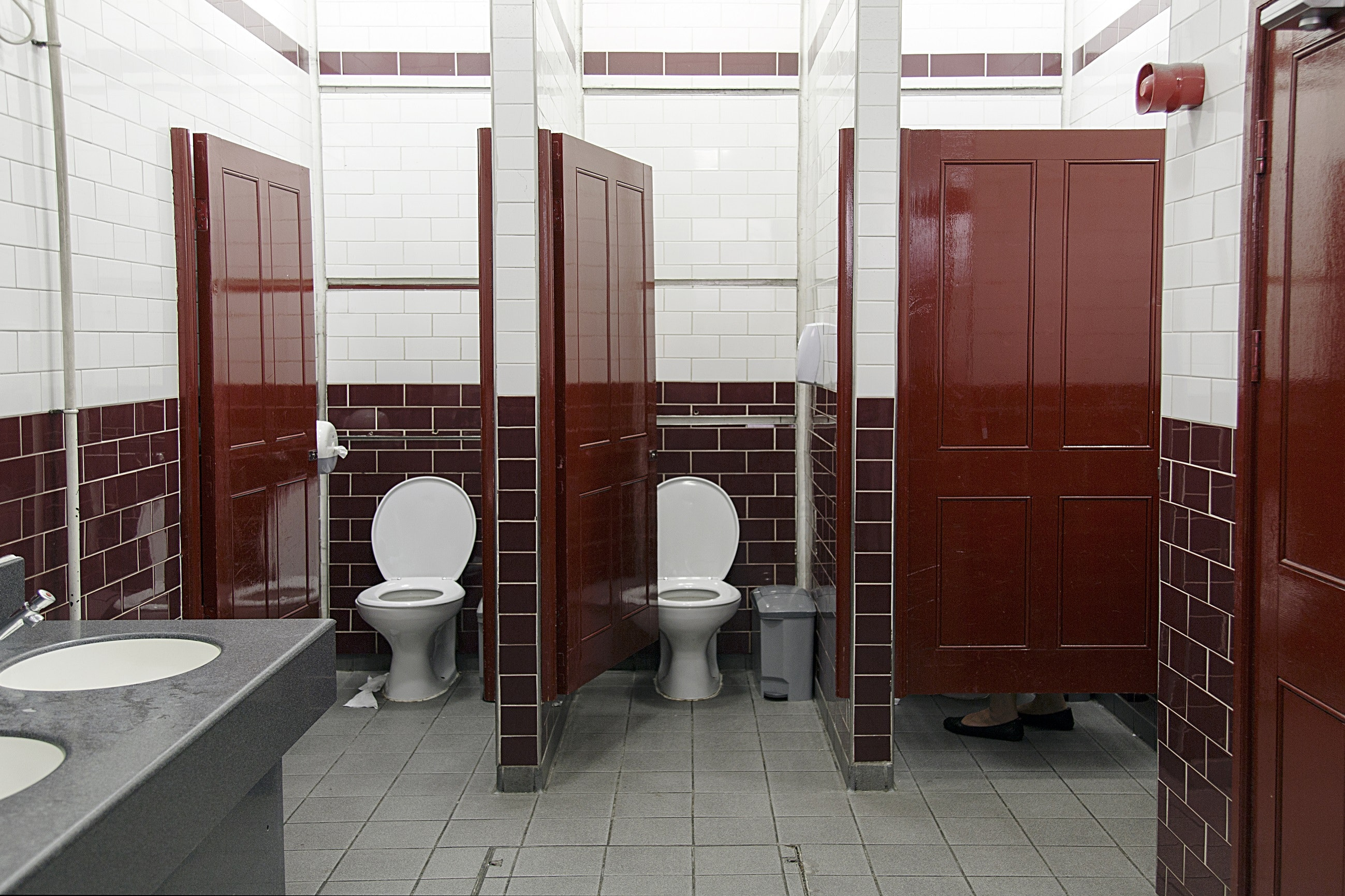 What goes into the toilet doesn't always stay there, and other ...