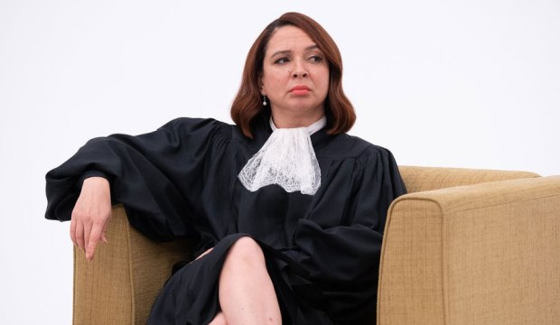 Good Place: Maya Rudolph could win 1st Emmy on 4th try - GoldDerby