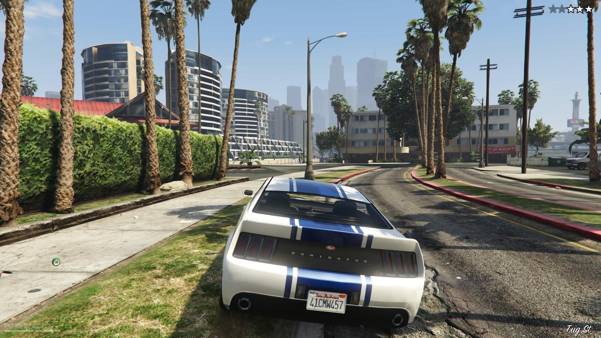 Imagens de Grand Theft Auto V - PS4, Xbox One 7/10
